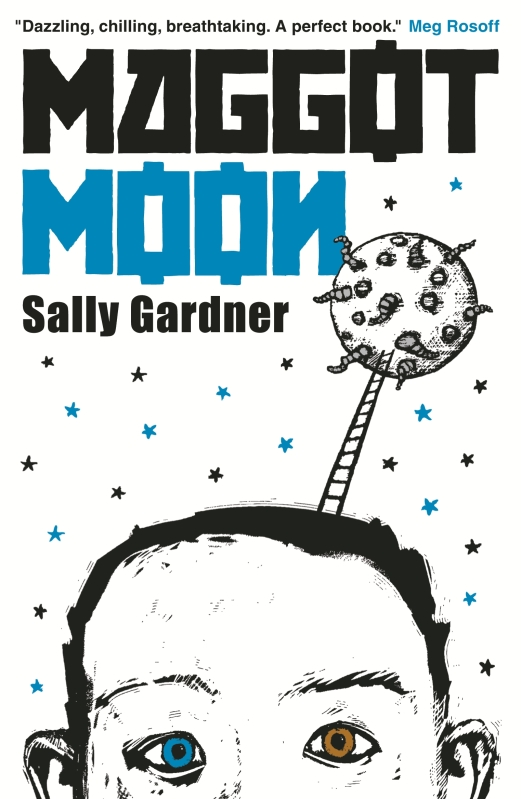 Cover of Maggot Moon by Sally Gardner