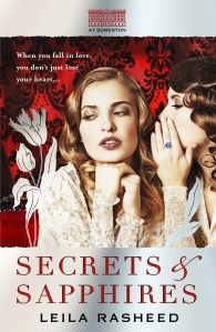 AT SOMERTON - SECRETS & SAPPHIRES - Leila Rasheed