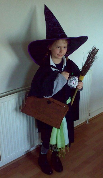 World Book Day 2009 - Worst Witch