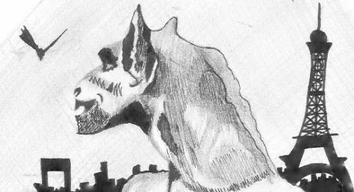 HotKeyIllustrations - Gargoyle