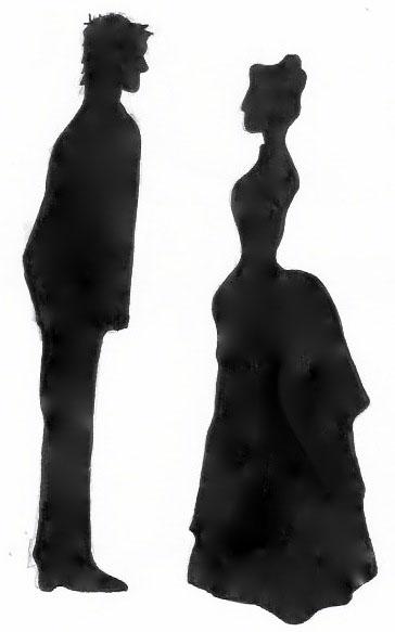 HotKeysIllustrations - Silhouettes