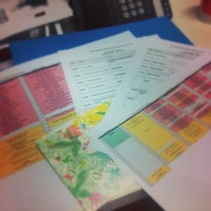Bologna Schedules!