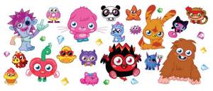 Moshi Monsters Sheet