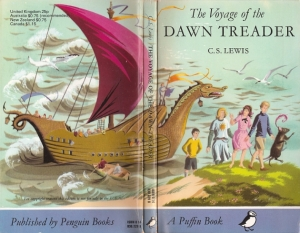 The Voyage of The Dawn Treader -- The Book