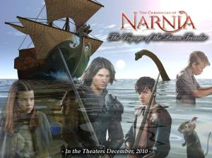 The Voyage of The Dawn Treader -- The Movie