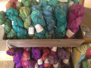 RIBBON YARNS